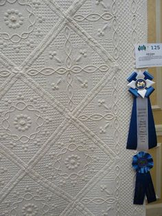 Sewing & Quilt Gallery: A Quilters' Gathering Show  Linda Roy. Master hand quilter