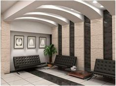 Modern POP False Ceiling Designs For Hall, Ceiling LED Lights Part 90