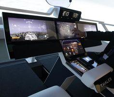 Avionics 2020, the touch screen future ...