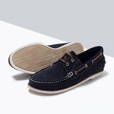 Aldo Shoes Mens, Boat Shoes, Men's Shoes, Headband Styles, Zara Man, Formal Shoes, Summer Shoes, Loafers Men, Leather Men