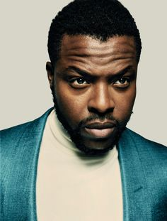 The man who played M'Baku on being in awe during his big break and what we can expect from Jordan Peele's next film. Black Boys, Black Men, Film Black Panther, Strong Black Man, Jordan Peele, Actor Headshots, Black Actors, People Of Interest, Charli Xcx