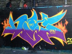 GRAFFITI HALL OF FAME by