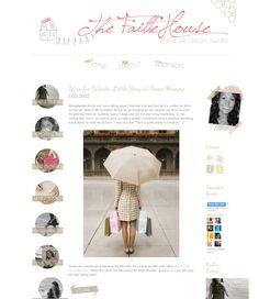 Custom Blogger Blog Design Package. 65.00, via Etsy.