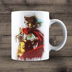McCree Overwatch Coffee Mug, Overwatch Game Mug