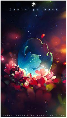 每日练习(Part10) 插画 插画习作 liuxinx1230 - 原创作品 - 站酷 (ZCOOL) Anime Backgrounds Wallpapers, Anime Scenery Wallpaper, Cute Wallpapers, Art And Illustration, Anime Kunst, Anime Art, Fantasy Art Landscapes, Fantasy Kunst, Wow Art