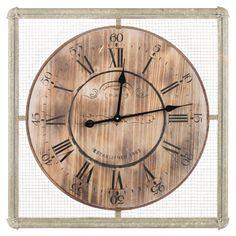 Bartow Wall Clock.