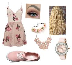 """""""Untitled #17"""" by shiyfashionista on Polyvore featuring Lipsy, Vans and Ted Baker"""