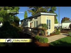 Tiny Livin' on an Orchard | Tiny House Hunters | HGTV Asia - YouTube