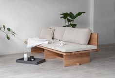 Blank Daybed Sofa http://design-milk.com/blank-daybed-sofa-for-munito/ Also take a look at: 7 Modern Chaise Lounge Daybeds http://vurni.com/modern-stylish-daybeds/