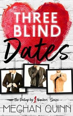 The Secret World of Book Lovers: Three Blind Dates (Dating by Numbers by Meghan. Free Books Online, Reading Online, Anonymous Book, The Secret World, Thing 1, Blind Dates, Personalized Books, I Love Books, Read Books