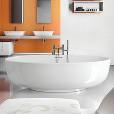 clearwater puro 1700mm natural stone freestanding bath