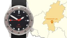 In the following you will find a list of the ten most important German watch brands.