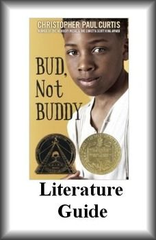 This is a complete Literature Guide to Bud, Not Buddy by Christopher Paul Curtis. It includes chapter questions, quizzes, tests, readers' theatre and much more! Teach the five main areas of the Language Arts Common Core Standards - Reading Informational, Reading Literature, Speaking and Listening, Grammar, and Writing through a book that students will love! Put away boring test prep in favor of this book!