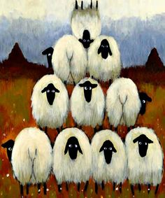 Counting Sheep ♥