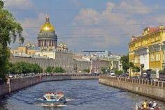 Летний Петербург!