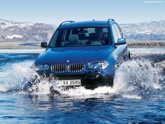 BMW X3 Car Pictures