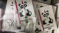 panda pandicorn rktasarim