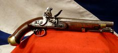 British Light Dragoon Pistol used at Waterloo
