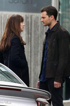 Depuis quelques semaines, Jamie Dornan et Dakota Johnson se sont retrouvés sur le tournage de la suite de «Fifty Shades of Grey» à Vancouver, au Canada. Plus