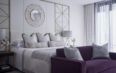 Outstanding Decorating Ideas by Taylor Howes! Interior design ideas Interior design tips  Modern Bedroom Ideas #homedecorideas #modernbedoomdesign #luxuryinteriordesign Find more in: https://www.brabbu.com/en/inspiration-and-ideas/