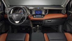 The 2013 Toyota is 2 inches shorter overall than the outgoing model inches) and about an inch lower inches). Read on to learn more on the 2013 Toyota in this first look article brought to you by the automotive experts at Motor Trend. New Toyota Rav4, Toyota Rav4 Hybrid, Toyota Corolla, Toyota Rav4 Interior, Toyota Verso, Car Magazine, The Fresh, Mazda, Jdm