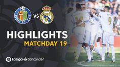 Great win of Real Madrid against Getafe CF at Coliseum Alfonso Perez with goals by David Soria on own door Varane and Modric GetafeRealMadrid LaLiga Santander 20192020 James Rodriguez, Zinedine Zidane, Gareth Bale, Cristiano Ronaldo, Champions League, Real Madrid Highlights, Sports Highlights, Sheffield United, Fc Barcelona