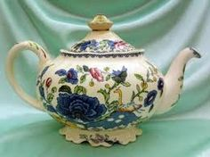I love darling teapots.  My mum was such a tea drinker, so I think of her when I see them.