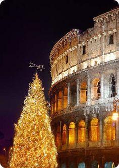 Visitar Roma en Navidad