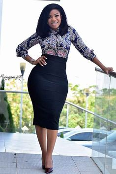 How to Look Classy Like Serwaa Amihere - 30+ Outfits in 2021 Office Outfits Women, 30 Outfits, Stylish Work Outfits, Fashion Outfits, Style Fashion, Office Dresses, Fall Fashion, Fashion Brands, Fashion Jewelry