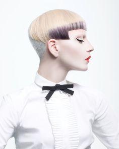 NAHA: Haircolor / Stylist: Dimitrios Tsioumas / New York, NY / Photographer: Babak