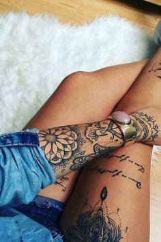 Trending Arm Tattoos Ideas For Women in 2020 Feminine Arm Tattoos, Girl Arm Tattoos, Mom Tattoos, Forearm Tattoos, Tatoos, Shoulder Tattoos For Women, Sleeve Tattoos For Women, Mandala Arm Tattoos, Adventure Tattoo