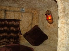 1976 Dodge Custom Van (bed area) by b9owner, via Flickr (more pics on this page)