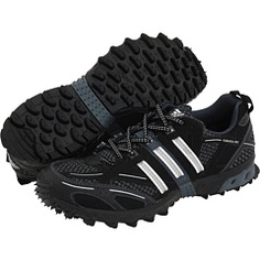 finest selection 1d5a6 d8778 Adidas running kanadia tr 3 black metallic silver dark onix at 6pm.com