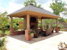Texas Porches Design 170