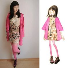 Fashion drawing is the drawing of clothes on a figure. The figures and style of drawing differ so dramatically between designers so there is no...