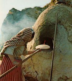 Marocco, bread