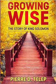 """Will #DonaldTrump consider reading GROWING WISE - The Story of King Solomon before his next speach ?"""