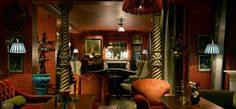 The Cocktail Lounge at The Zetter Townhouse