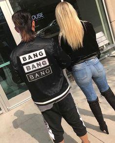 #BangBangBang at @skyhousedallas  Dion & @blondeeanika