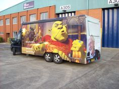 Truck Wraps, Truck Graphics and Truck Livery Image Gallery Branding Services, Car Brands, Creative Art, Advertising, Wraps, Trucks, Graphics, Gallery, Vehicles
