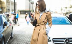 On the street in Moscow at Mercedes-Benz Fashion Week Russia. Photo: Mercedes-Benz Fashion Week Russia.