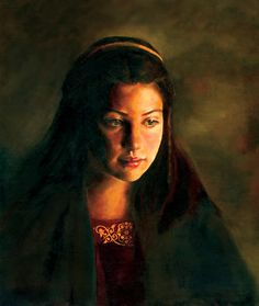 That Good Part (Mary of Bethany) by Elspeth C. Young - Copyright: All Rights Reserved - 2004