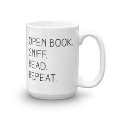 Book sniffers unite! There's nothing weird about inhaling that intoxicating smell of books. Whether it's the crisp pages of a New Paperback or the sweet vanilla fragrance of binding glue and decomposing paper in Old Books, we love everything about it.