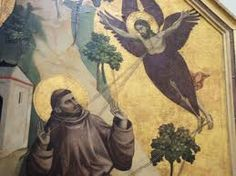 Today 9/17 in Latin Calendar we commemorate the Stigmata of St. Francis of Assisi.  For story click below>: https://pbs.twimg.com/media/CPG1_lHUkAAVArg.png:large