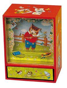 Trousselier - Caja de música para bebé (S93007)