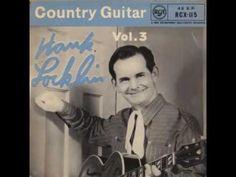Hank Locklin ~ It`s A Little More Like Heaven