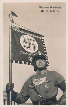 Die neue Standarte der NSKK 1936