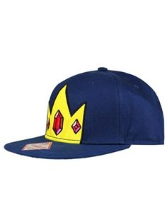Adventure Time Ice King hat