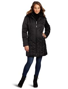 50% Off was $200.00, now is $100.00! Nautica Women`s Down Coat + Free Shipping