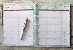 Project Life Calendar system
